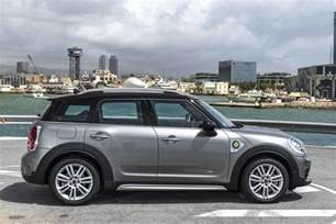 Mini Cooper Countryman Green 2017 Mini Countryman Goes Green With In Hybrid Model