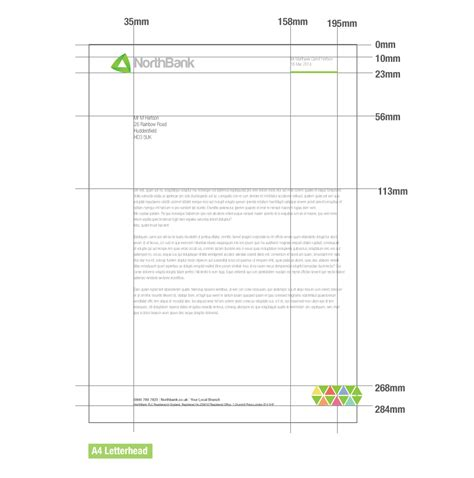 business letterhead size corporate identity robert traxon graphic design