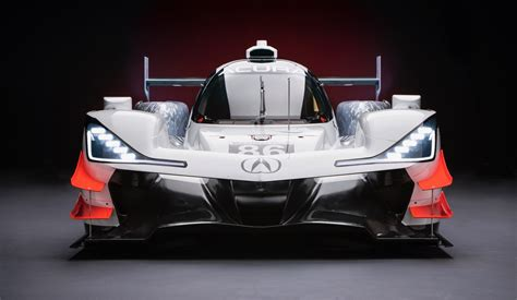 acura race car acura arx 05 prototype race car debuts in monterey the torque report