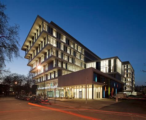 what colleges are for architecture schmidt hammer lassen architects city of westminster college