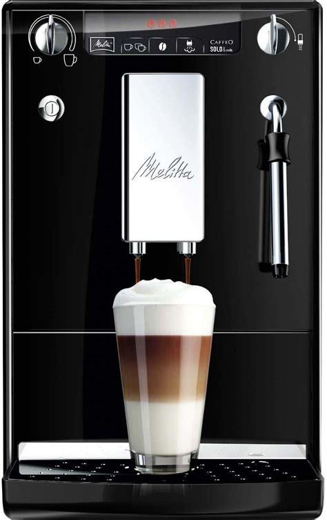 melitta    caffeo solo milk kaffeevollautomat im