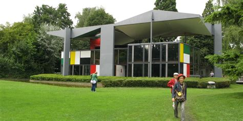 pavillon le pavillon le corbusier what to see zurich