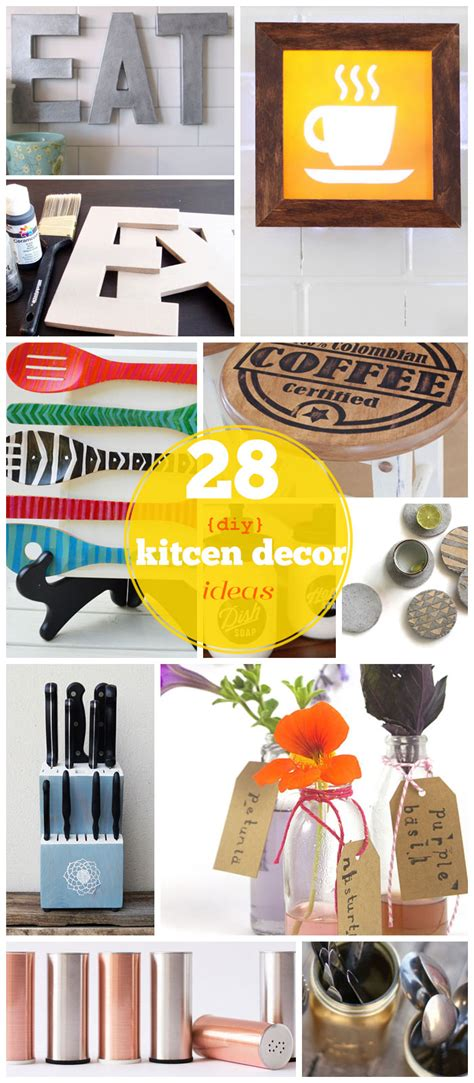 Diy Home Decor On A Budget 28 Diy Kitchen Decorating Ideas On A Budget