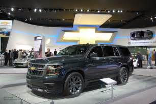 image gallery of 2015 chevrolet tahoe ltz black edition 1 8