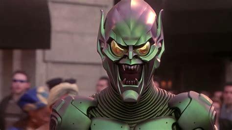 spiderman fan film green goblin green goblin costume swatch prop store ultimate movie
