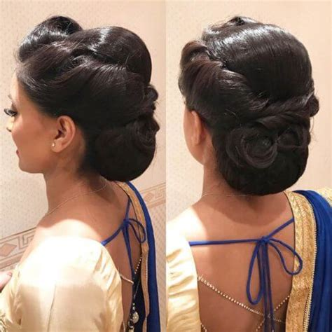 juda hairstyle steps juda hairstyle steps bridal juda hairstyle step by step