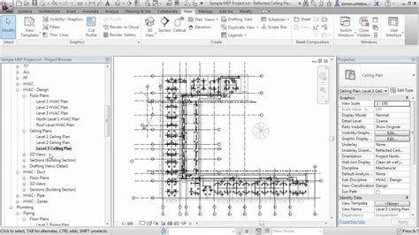 tutorial revit mep pdf revit mep 2013 tutorial view templates youtube