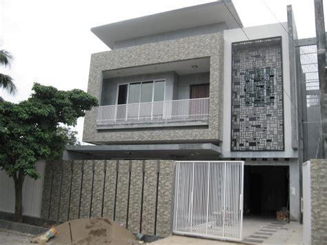 rumah mewah bergaya modern kontemporer multidesain arsitek