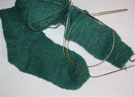 pattern for socks knitted on circular needles sock pattern circular needles catalog of patterns