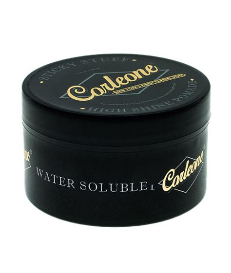 Pomade Godfather corleone 窶 pomade water strong 窶 pomada do w蛯os 243 w 100g