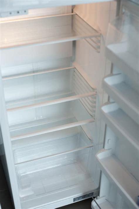 Image of Interior of an empty fridge   Freebie.Photography