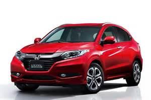Honda Vezel In Usa Honda Grace City And Honda Vezel Get Updates In Japan