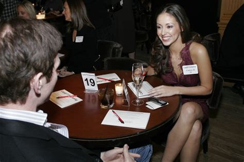 8 Tips On Speed Dating by What You Can Learn From Speeddating