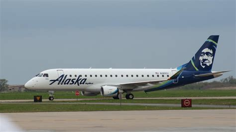 alaska airlines gets to business in wichita wichita business journal