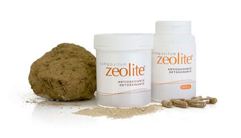 zeolite integratore alimentare compositum zeolite 174 geomedical