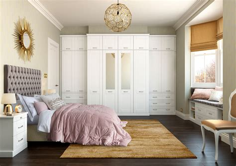kingsbury hepplewhite fitted bedrooms home offices