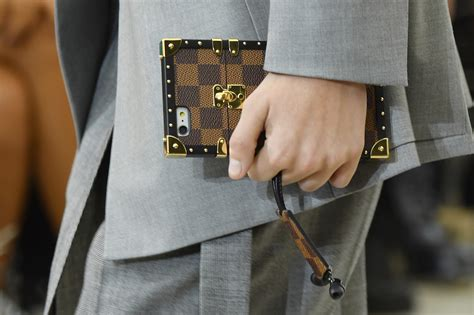 Iphone 8 Plus Louis Vuitton Marble Hardcase louis vuitton debuts an iphone shaped like a bag