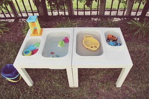 Diy Sensory Table by And Beyond Baby Fashion Diy Sensory Table