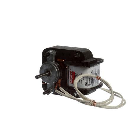 120 volt fan motor master bilt products evaporator fan motor dayton 4m072d