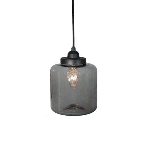 Jar Pendant L by Jar Pendant Bronze Formdecor