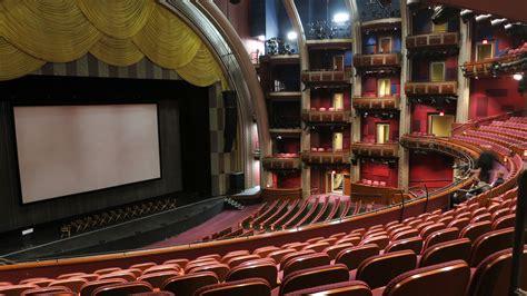 dolby theatre engineering harmonics