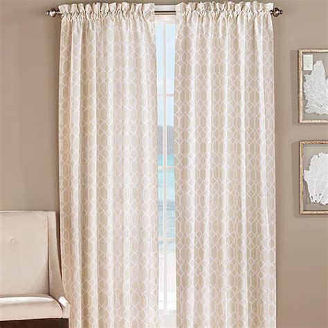 tommy bahama drapes tommy bahama catalina trellis ecru window drapes from