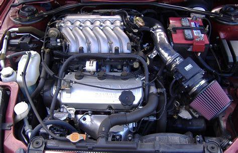 picture of 2005 mitsubishi eclipse gts engine