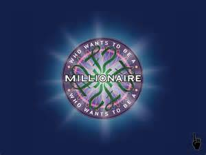 who wants to be a millionaire powerpoint template http