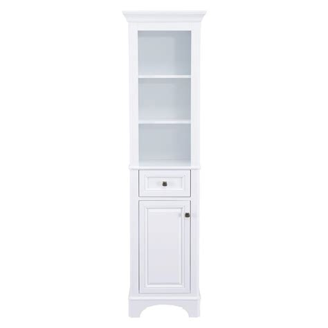 home decorators linen cabinet home decorators collection moorpark 18 in w x 67 1 2 in