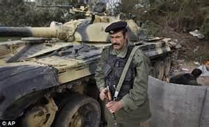 Elite Shooter New Editionjaket Bomber Army libya protests gaddafi s saif al islam on urging loyalists to sacrifice themselves