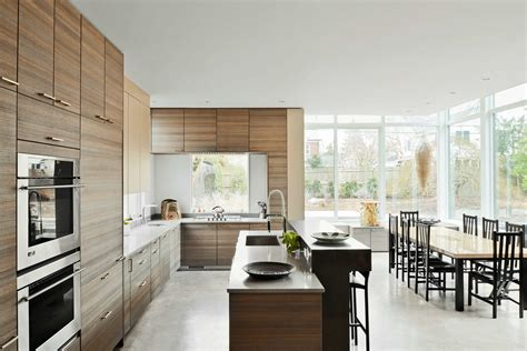 Open Plan Galley Kitchen - galley kitchen design inspirations for you amaza design