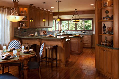 home interior kitchen the best craftsman style home interior design