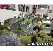 ManicSlots Slot Cars And Scenery GALLERY Fryar Mountain Stage V