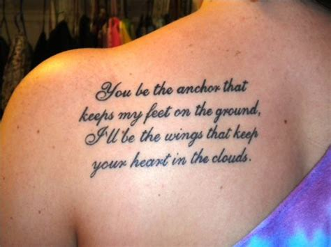 strength quotes tattoos strength quotes about anchor quotesgram