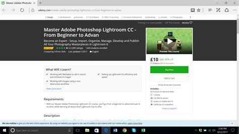 free adobe lightroom 4 beginner tutorial the top 10 40 best photography tutorials for beginners