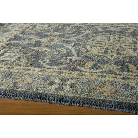 Rarea Rugs by Momeni Shalimar Blue Area Rug Wayfair