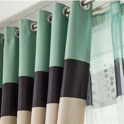 discount green striped curtain on sale for bedroom discount green striped curtain on sale for bedroom