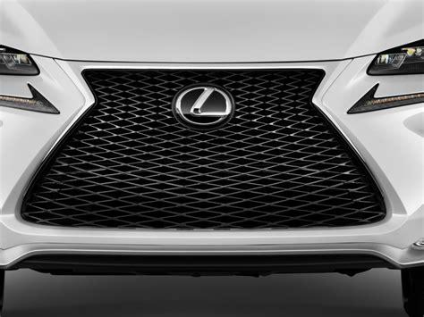 sporty lexus 4 door image 2016 lexus nx 200t fwd 4 door f sport grille size