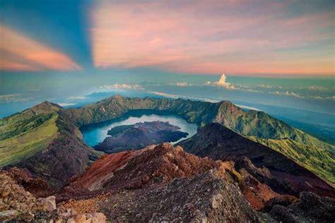 alam indonesia  terkenal  mata dunia