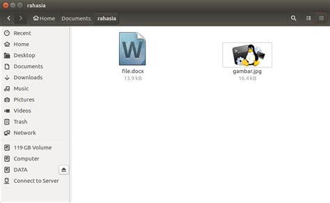 cara membuat file zip di kali linux cara menyembunyikan file atau folder ke dalam gambar di