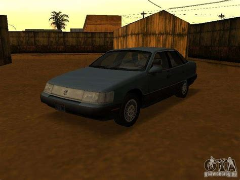 auto body repair training 1989 mercury sable parking system mercury sable gs 1989 for gta san andreas