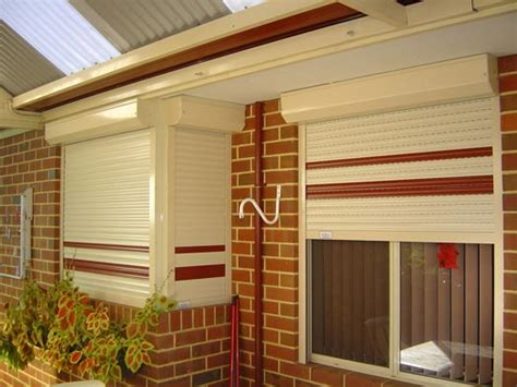 cetrashield 150 built on or built in security shutter