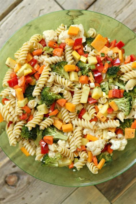 pasta salad vegetarian 100 vegetable pasta recipes on pinterest light pasta