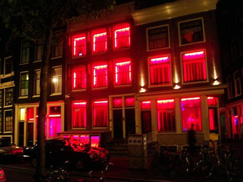 Where Is The Light District by Communal Spaces