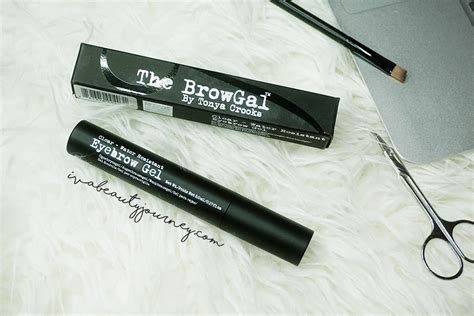 Pensil Alis Sephora review tutorial the browgal eyebrow gel eyebrow