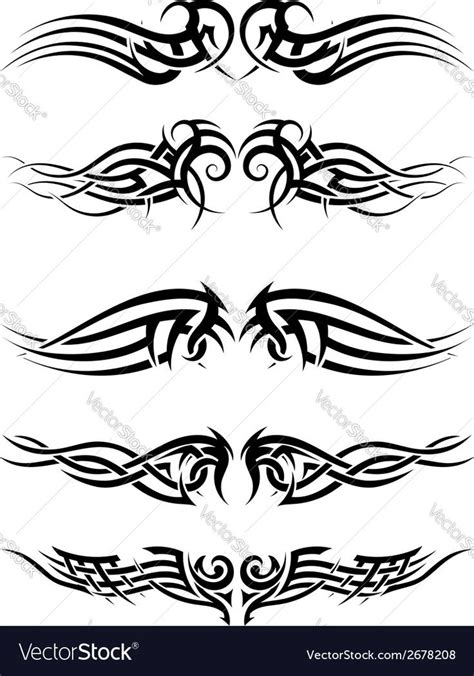 tattoo designs vector best 25 tribal designs ideas on cool