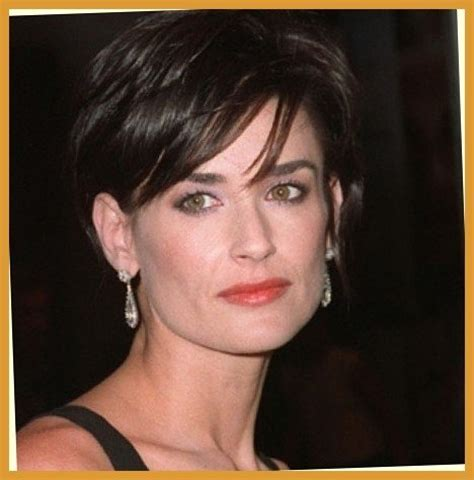 demi moore hair cuts demi moore hair cuts demi moore ghost 1 ghost pinterest