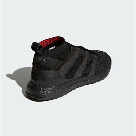 adidas david beckham accelerator ultraboost shoes black black black equipment
