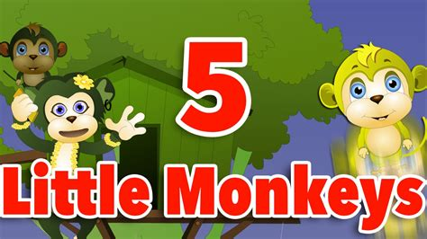 youtube five little monkeys jumping on the bed five little monkeys jumping on the bed nursery rhyme youtube