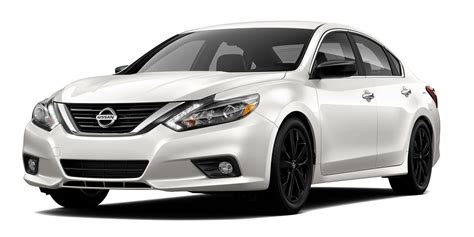 nissan altima 2017 white difference between the 2017 nissan altima sr and the sr